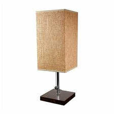 "Nantou 22"" H Table Lamp with Rectangular Shade"