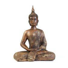 Thai Sitting Buddha Figurine