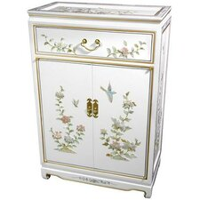 Chinese Shoe Storage Cabinet