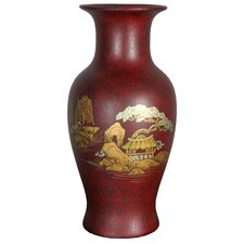 Fishtail Vase