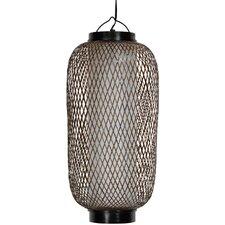 Japanese 1 Light Hanging Lantern