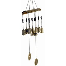 10 Bell Wind Chimes