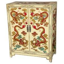 Dragons Shoe Storage Cabinet