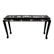 Chinese Claw Foot Console Table
