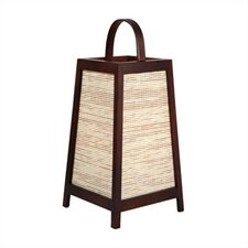 "Akida 17"" H Table Lamp with Empire Shade"