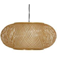 Kata Japanese 1 Light Hanging Lantern