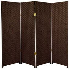 4 Foot Tall Paneled Room Divider