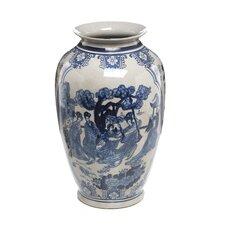 Ladies Tung Chi Vase