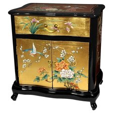 Asian End Table