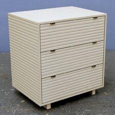 Davida 3 Drawer Dresser