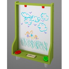 Marker Tray Double Sided Easel