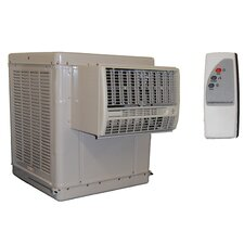 Window Evaporative Cooler with Remote