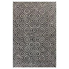 Ashland Black / Grey Area Rug