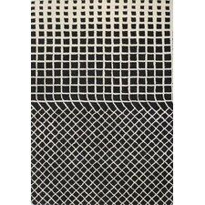 Ashland Ivory/Black Area Rug