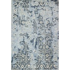 Greenwich Hand-Tufted Light Blue Area Rug