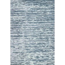 Greenwich Hand-Tufted Blue Area Rug