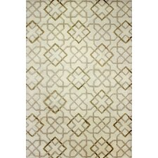 Greenwich Hand-Tufted Ivory Area Rug