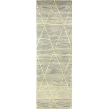 Greenwich Hand-Tufted Taupe Area Rug