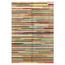 Tribeca Multi-color Matchsticks Area Rug