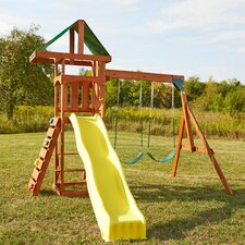 Play Set Scrambler Swing Set