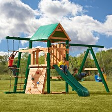 Play Set Grand Trekker Swing Set