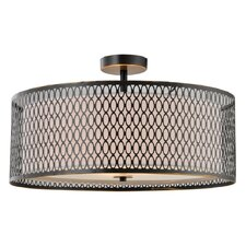Spencer Semi-Flush Mount