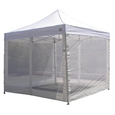 10'x10' Pop Up Mesh Mosquito Net Sidewalls