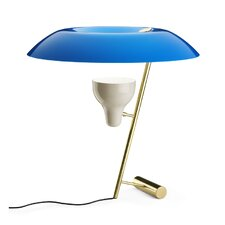 "Mod 548 LED 19.66"" H Table Lamp with Bowl Shade"