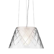 Romeo Louis II 1 Light Bowl Pendant
