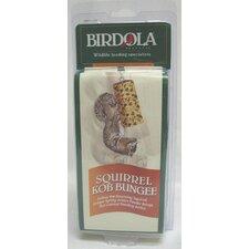 Squirola Kob Bungee Wild Bird Feeder