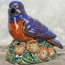 Bluebird Motion Tweeter Sound Figurine