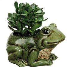 Nature's Garden Novelty Pot Statue Planter
