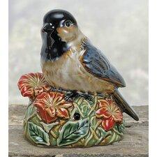 Chickadee Motion Tweeter Sound Figurine