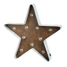 Large Star LED Wall Decor