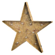 Small Star LED Wall Decor