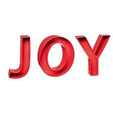 Joy Wall Decor