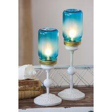2 Piece Mason Table Lamp Set (Set of 2)