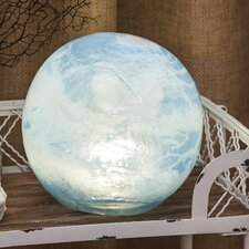 """Globe 8.5"""" H Lamp with Sphere Shade"""