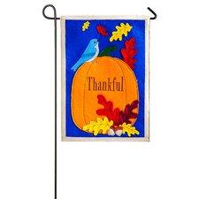 Thankful Garden Flag