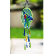 Hummingbird Suncatcher Decor
