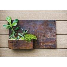 Rectangular Wall Planter