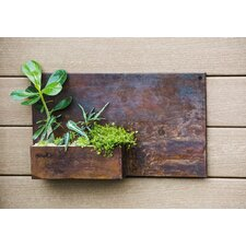 Rectangular Wall Planter