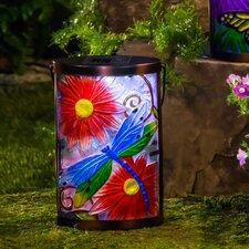 Garden Friends Dragonfly Solar Lantern