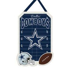 Dallas Cowboys Door Decor
