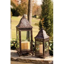 Metal Lantern (Set of 2)