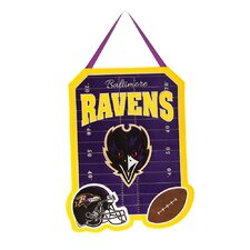 NFL Door Decor Flag