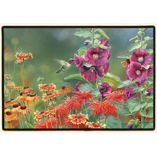 Hummingbird Doormat