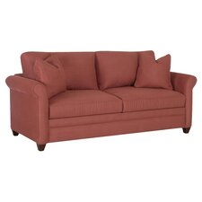 Devlyn Microsuede Dreamquest Sleeper Sofa