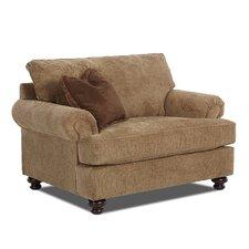 Cross Big Arm Chair