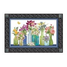 Fresh Cut Flowers Matmates Doormat